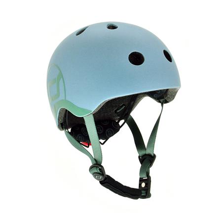 Immagine di Scoot & Ride® Casco per bambini  XXS-S (45-51cm) Steel