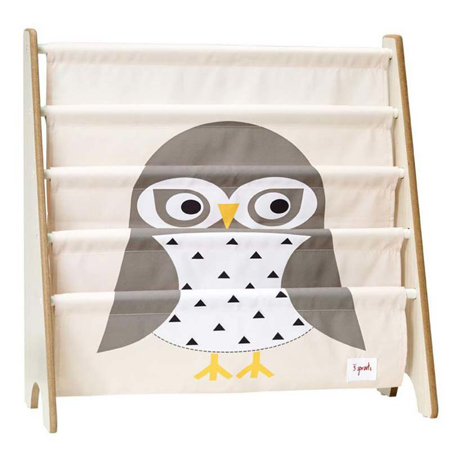 Picture of 3Sprouts® Book rack Owl