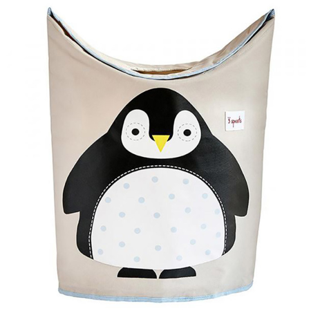 Picture of 3Sprouts® Storage Bin Penguin