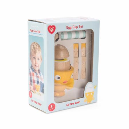 Le Toy Van® Lesena skodelica za jajca