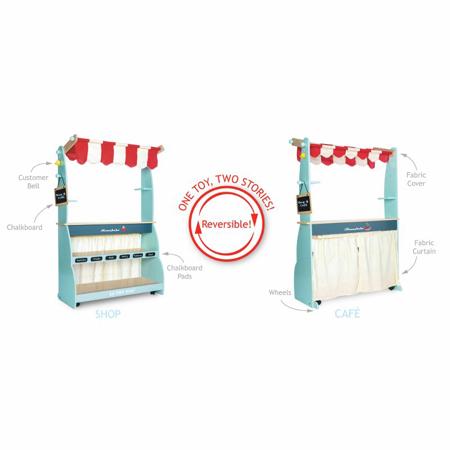 Immagine di Le Toy Van® Bancarella in legno