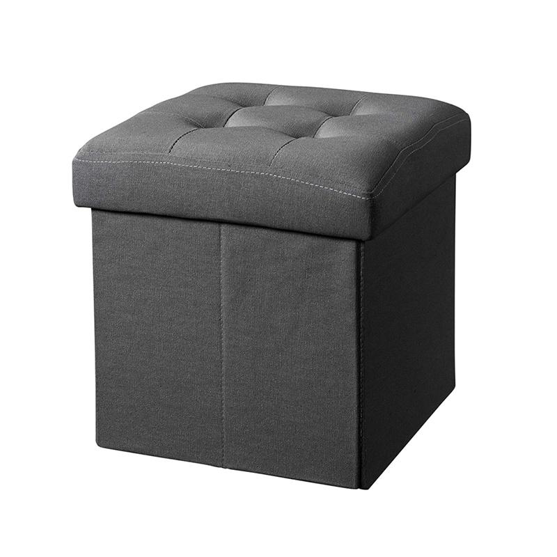 Immagine di Kids Concept® Sedile e contenitore  Dark Grey