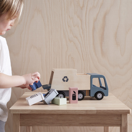 Picture of Kids Concept® Sorter truck AIDEN