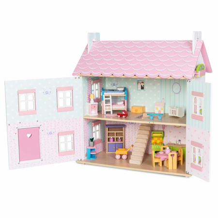 Picture of Le Toy Van® Sophie's Wooden Dolls House