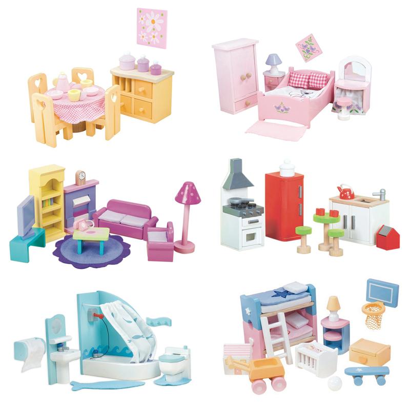 Le Toy Van® Set pohištva Sugarplum
