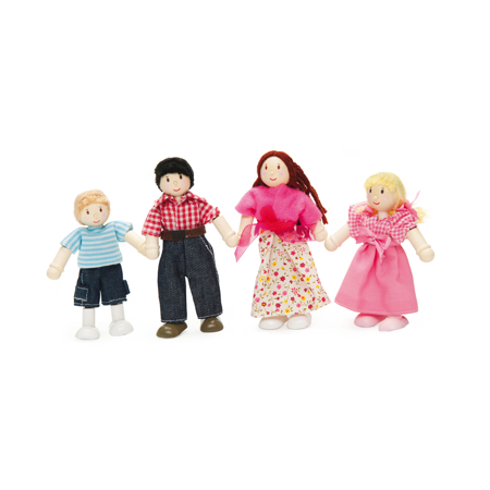 Picture of Le Toy Van® My Doll Family