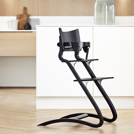 Immagine di Leander® Leander seggiolone High Chair Black