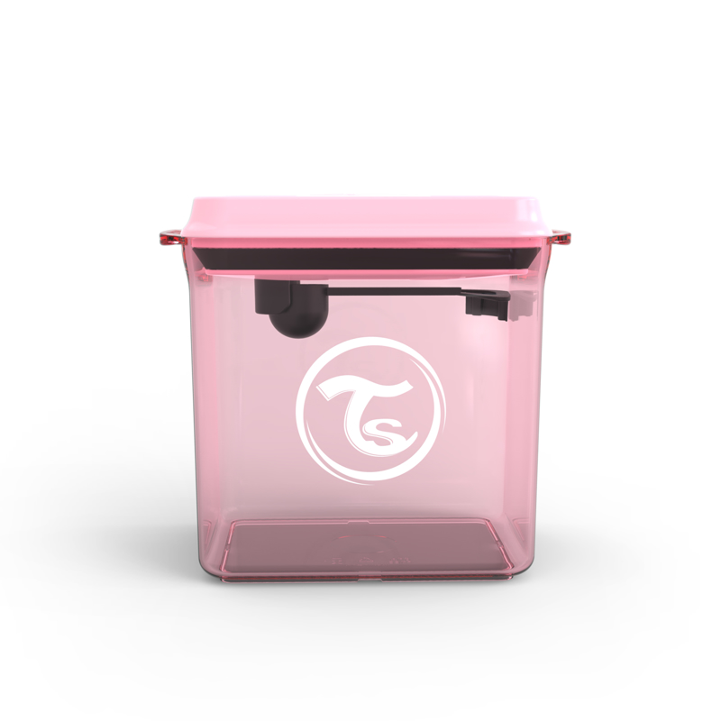 Immagine di Twistshake® Contenitore alimenti 1700ml Pastel pink