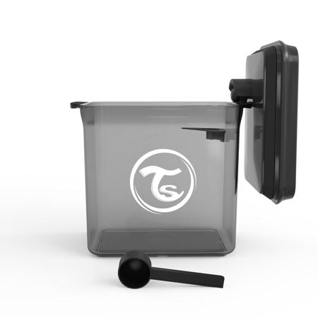 Twistshake® Contenitore alimenti 1700ml Black
