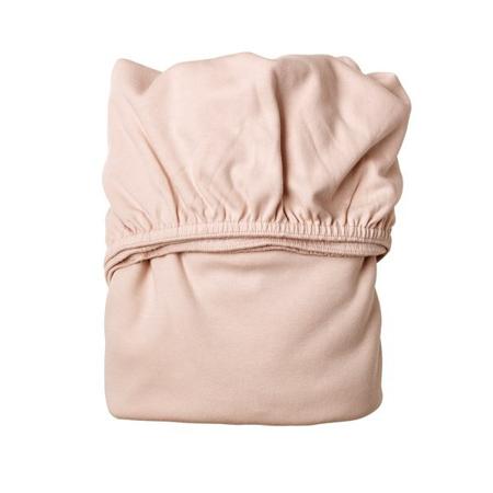 Immagine di Leander® Lenzuola con angoli-per Culla 2 pezzi 79x49 White/Pink