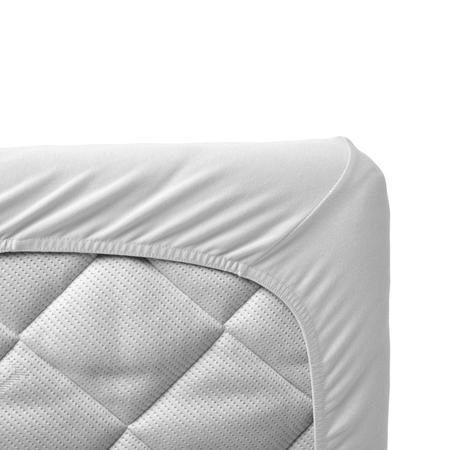 Leander® Lenzuola per il lettino Baby 2 pezzi 60x120 Blue