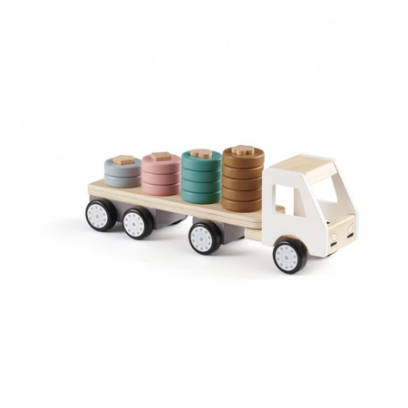 Picture of Kids Concept® Sorter ring truck AIDEN