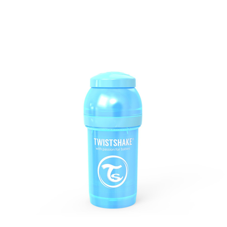 Immagine di Twistshake® Biberon  Anti-Colic 180ml (0+m) Pearl Blue