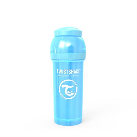 Immagine di Twistshake® Biberon  Anti-Colic 260ml (2+m) Pearl Blue