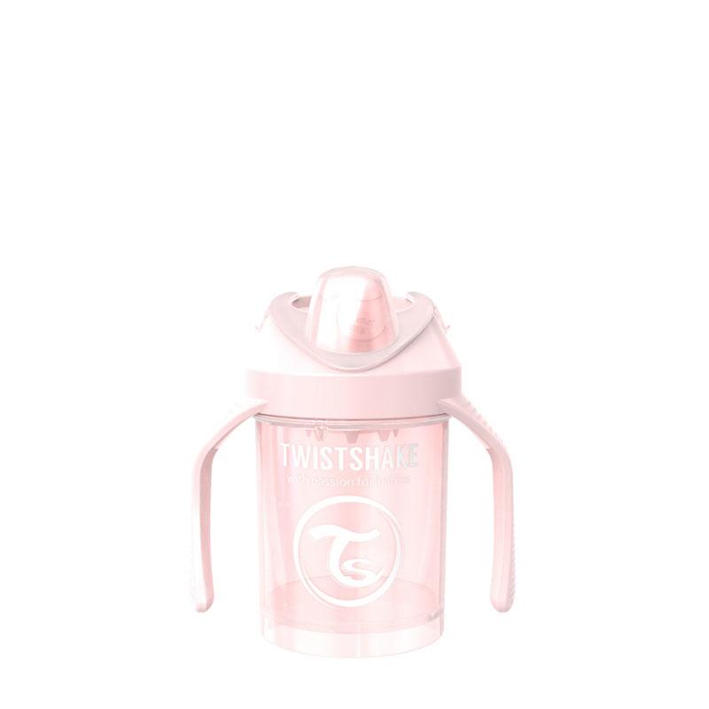 Immagine di Twistshake® Mini Cup 230ml (4+m) Pearl Pink
