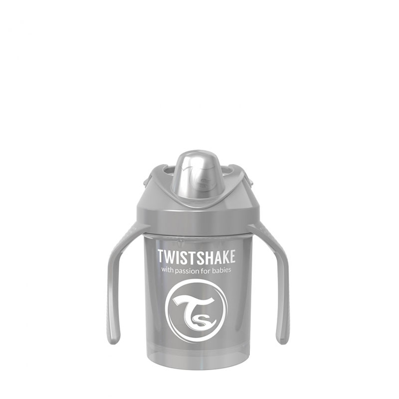 Immagine di Twistshake® Mini Cup 230ml (4+m) Pearl Grey