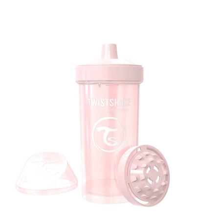Immagine di Twistshake® Kid Cup 360ml (12+m) Pearl Pink