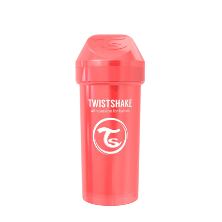 Immagine di Twistshake® Kid Cup 360ml (12+m) Pearl Red