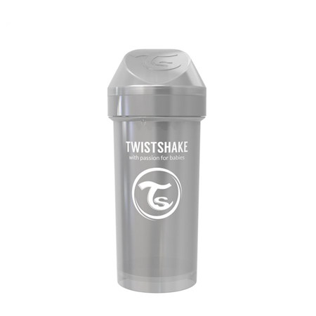 Immagine di Twistshake® Kid Cup 360ml (12+m) Pearl Grey