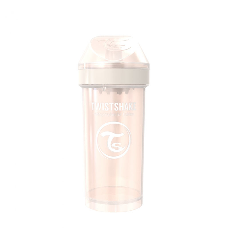 Immagine di Twistshake® Kid Cup 360ml (12+m) Pearl Champagne