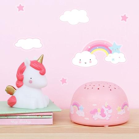 Immagine di A Little Lovely Company® Proiettore Unicorno