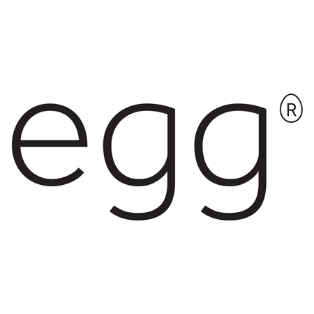Immagine di Egg by BabyStyle® Sedile aggiuntivo Carbon Grey