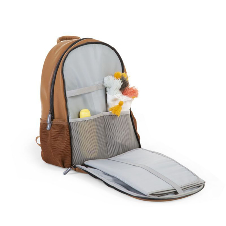 Immagine di Childhome®  Zaino Leatherlook Brown