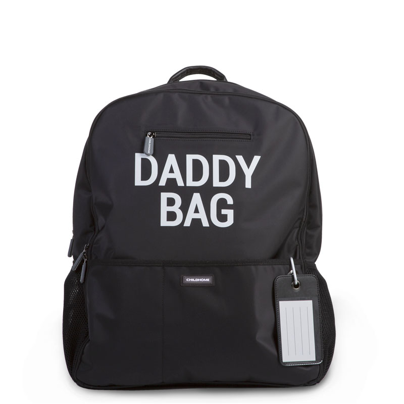 Immagine di Childhome®  Zaino Daddy Bag Black