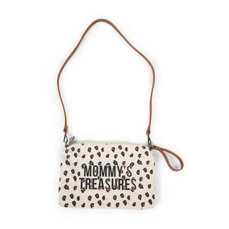 Immagine di Childhome® Beauty case Baby Necessities Canvas Leopard