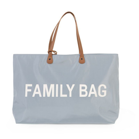 Immagine di Childhome® Borsa Family Bag Light Grey