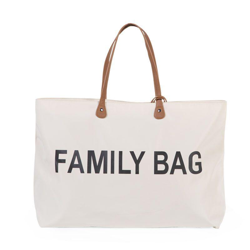 Immagine di Childhome® Borsa Family Bag White