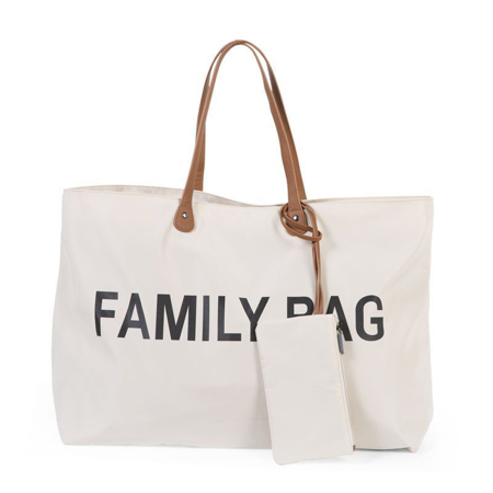 Immagine di Childhome® Borsa Family Bag White