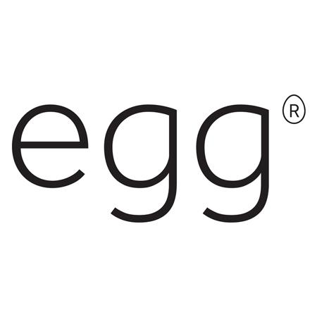 Immagine di Egg by BabyStyle®  Navicella per neonati Just Black