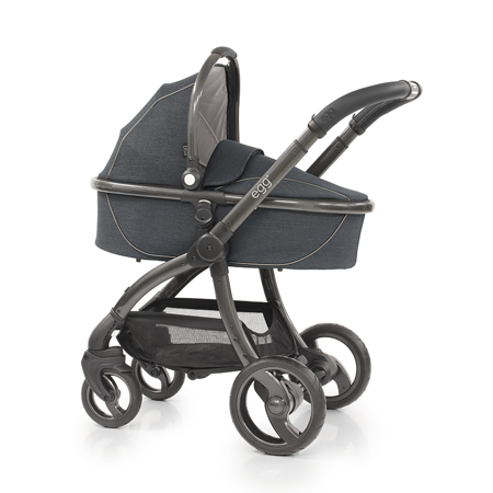 Immagine di Egg by BabyStyle®  Navicella per neonati Carbon Grey