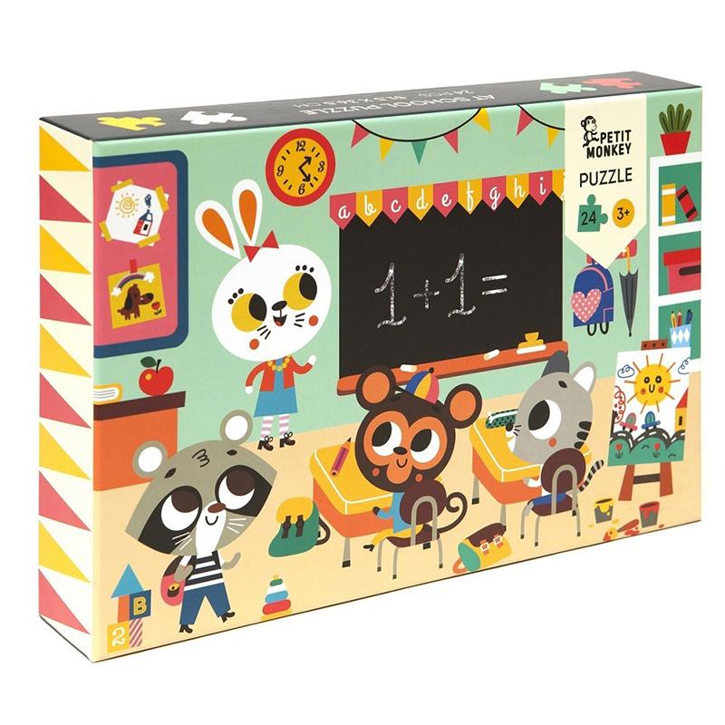 Immagine di Petit Monkey® Puzzle Scuola