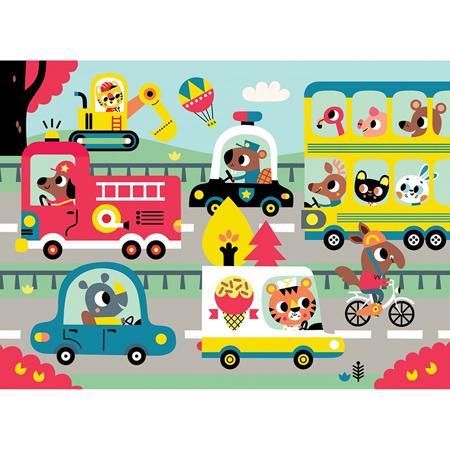 Petit Monkey® Puzzle Strada