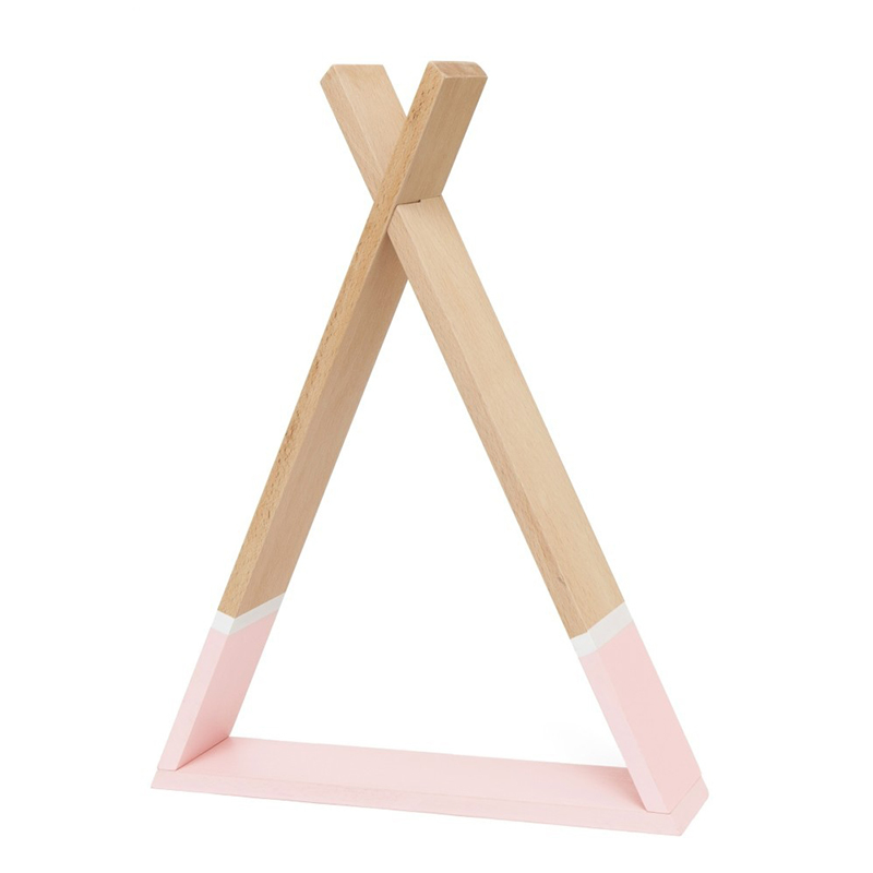 Immagine di Petit Monkey® Mensola tipi Pink