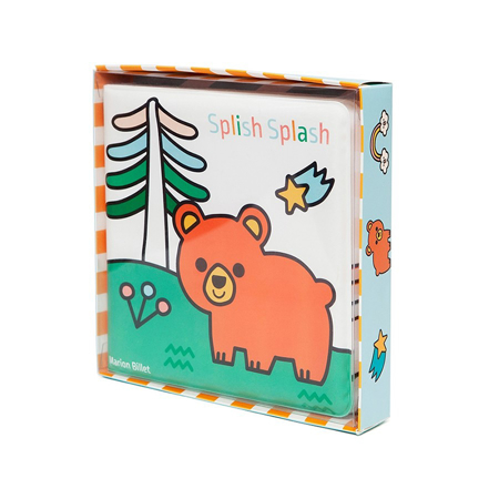Petit Monkey® Libretto per bagnetto magico Splish Splash Land