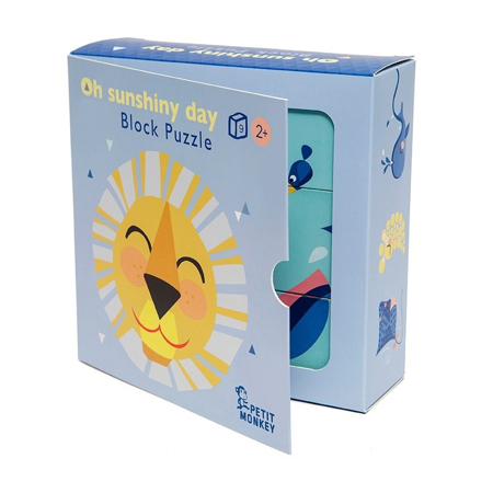 Immagine di Petit Monkey® Cubi Oh Shiny Day