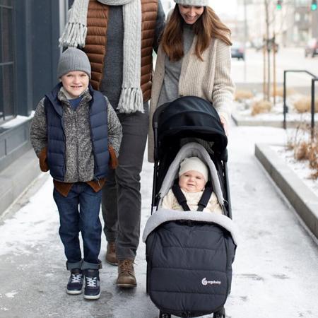 Immagine di Ergobaby® Sacco invernale per passeggino Metro