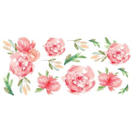 Immagine di Pick Art Design® Adesivo da parete Fiori