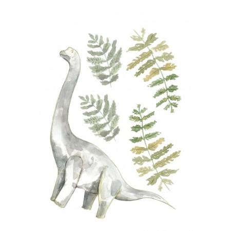 Pick Art Design® Adesivo da parete Piccoli dinosauri