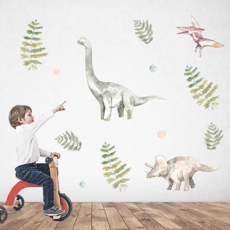 Immagine di Pick Art Design® Adesivo da parete Dinosauri