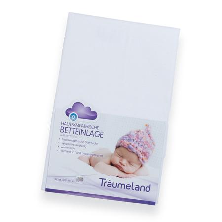 Träumeland® Salvamaterasso impermeabile in molton 33x40