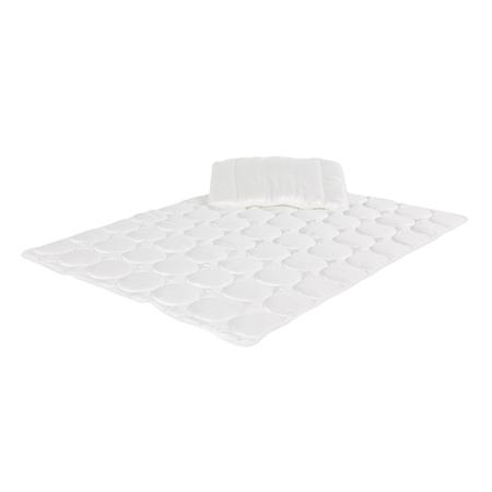 Immagine di Träumeland® Biancheria da letto con cuscino Tencel 100x135 + 40x60