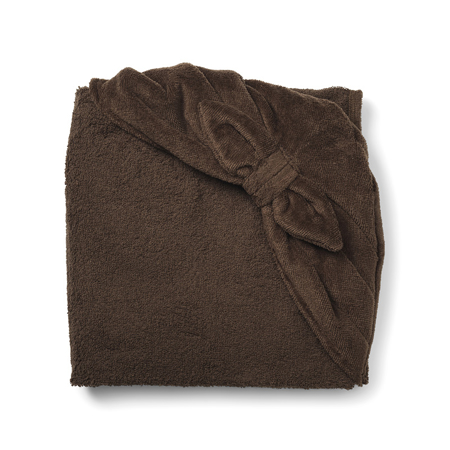 Immagine di Elodie Details® Asciugamano con cappuccio Chocolate Bow