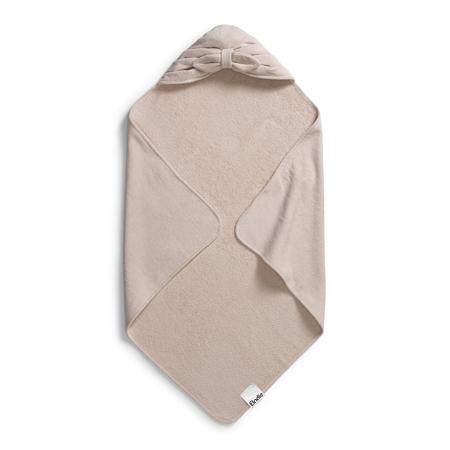 Immagine di Elodie Details® Asciugamano con cappuccio Powder Pink Bow