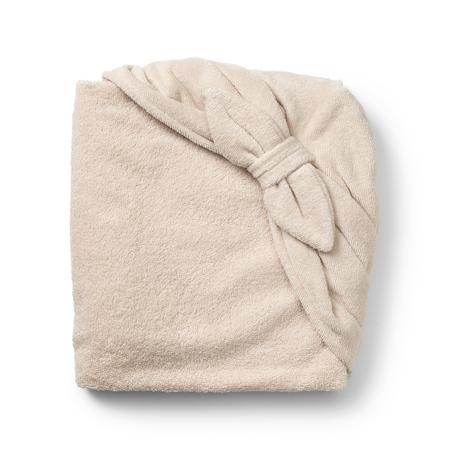 Elodie Details® Asciugamano con cappuccio Powder Pink Bow
