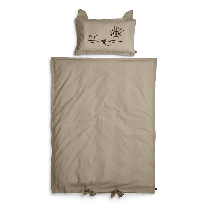 Immagine di Elodie Details® Biancheria da letto Kindness Cat 100x130