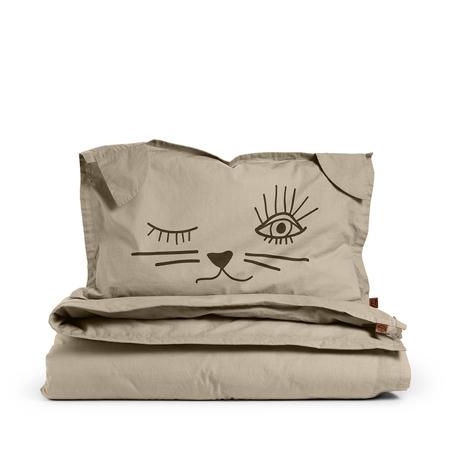 Elodie Details® Biancheria da letto Kindness Cat 100x130